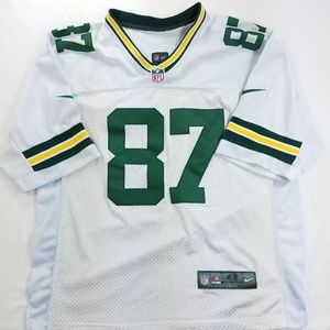 Nike NFL Green Bay Packers Jersey Shirt #87 Nelson